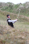 Greg Mongovan (Headfort) on the 3rd Hole, Day 2 at the East of Ireland Amateur Open Championship 2011 in Co.Louth Golf Club....(Photo credit should read Jenny Matthews www.newsfile.ie)....This Picture has been sent you under the conditions enclosed by:.Newsfile Ltd..The Studio,.Millmount Abbey,.Drogheda,.Co Meath..Ireland..Tel: +353(0)41-9871240.Fax: +353(0)41-9871260.GSM: +353(0)86-2500958.email: pictures@newsfile.ie.www.newsfile.ie.