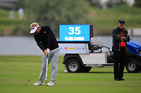 S&oslash;ren Kjeldsen (DEN) in action during the first round of the Shot Clock Masters, played at Diamond Country Club, Atzenbrugg, Vienna, Austria. 07/06/2018<br /> Picture: Golffile | Phil Inglis<br /> <br /> All photo usage must carry mandatory copyright credit (&copy; Golffile | Phil Inglis)
