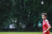 SÃO PAULO, SP, 12.11.2015 - FUTEBOL-SAO PAULO -  Alexandre Pato durante treino do São Paulo Futebol Clube no Centro de Treinamento da Barra Funda, nesta quinta-feira, 12. (Foto: Vanessa Carvalho/Brazil Photo Press)