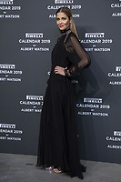 "Ana Beatrix Barros attends the gala night for official presentation of the Presentation of the Pirelli Calendar 2019 ""The cal"" held at the Hangar Bicocca. Milan (Italy) on december 5, 2018. Credit: Action Press/MediaPunch ***FOR USA ONLY***"