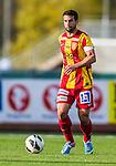 S&ouml;dert&auml;lje 2013-10-06 Fotboll Allsvenskan Syrianska FC - IF Elfsborg :  <br /> Syrianska 2 Suleyman Sleyman <br /> (Foto: Kenta J&ouml;nsson) Nyckelord:  portr&auml;tt portrait