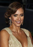"NEW YORK CITY, NY, USA - MAY 05: Jessica Alba at the ""Charles James: Beyond Fashion"" Costume Institute Gala held at the Metropolitan Museum of Art on May 5, 2014 in New York City, New York, United States. (Photo by Xavier Collin/Celebrity Monitor)"