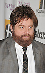 BEVERLY HILLS, CA. - October 25: Zach Galifianakis attends the 14th Annual Hollywood Awards Gala Presented By Starz at The Beverly Hilton hotel on October 25, 2010 in Beverly Hills, California.