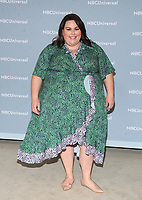 NEW YORK, NY - MAY 14: Chrissy Metz at the 2018 NBCUniversal Upfront at Rockefeller Center in New York City on May 14, 2018.  <br /> CAP/MPI/PAL<br /> &copy;PAL/MPI/Capital Pictures