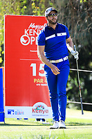 Kalle Samooja (FIN) plays a shot during the second round of the Magical Kenya Open presented by ABSA and played at Karen Country Club, Nairobi, Kenya. 15/03/2019<br /> Picture: Golffile | Phil Inglis<br /> <br /> <br /> All photo usage must carry mandatory copyright credit (&copy; Golffile | Phil Inglis)