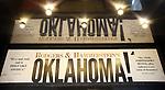 """Oklahoma!"" - Theatre Marquee"