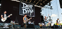 Dead and Divine performing at Heavy MTL 2011 in Montreal, QC.