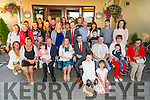 Proud Parents Ciara Savage and Shane Breen from Cahermoneen,Tralee celebrated the Christning of their baby Abbie Breen at St Brendans Church on Saturday.Baby Abbie  was Christened by Fr Padraig Walsh and a celebration with family and friends at O'Donnells Bar