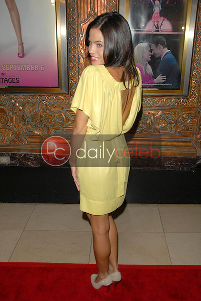 Jenna Dewan<br />at the Los Angeles Premiere of 'Legally Blond The Musical'. Pantages Theatre, Hollywood, CA. 08-14-09<br />Dave Edwards/DailyCeleb.com 818-249-4998