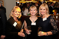 Ladies from left are Jill Tomasin of Gateley, Dawn Wesselby-Hughes of Nat West and Alicia Kite of the Alicia Kite Academy
