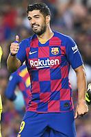 Luis Suarez<br /> 21/01/2016 <br /> Barcelona - Villarreal <br /> Calcio La Liga 2019/2020 <br /> Photo Paco Largo Panoramic/insidefoto <br /> ITALY ONLY