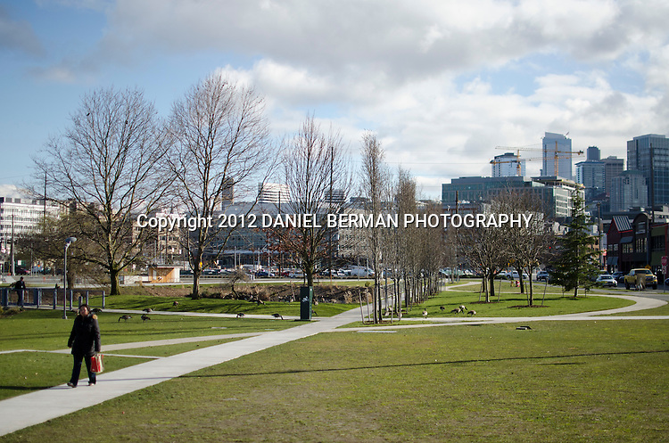 South Lake Union photos in Seattle, Wash. 3/1/12. Photo by Daniel Berman/www.bermanphotos.com