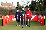 Principality Junior Wales Open 2013.Radyr Golf Club.27.03.13..©Steve Pope