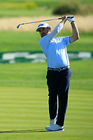 Louis Oosthuizen (RSA) during the third round of the Northern Trust played at Liberty National Golf Club, Jersey City, USA. 10/08/2019<br /> Picture: Golffile | Michael Cohen<br /> <br /> All photo usage must carry mandatory copyright credit (© Golffile | Michael Cohen)