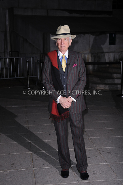WWW.ACEPIXS.COM . . . . . .April 16, 2013...New York City....Gay Talese attends the Vanity Fair Party 2013 Tribeca Film Festival Opening Night Party held at the New York State Supreme Courthouse onon April 16, 2013 in New York City ....Please byline: KRISTIN CALLAHAN - ACEPIXS.COM.. . . . . . ..Ace Pictures, Inc: ..tel: (212) 243 8787 or (646) 769 0430..e-mail: info@acepixs.com..web: http://www.acepixs.com .