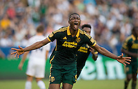 LA Galaxy vs Portland Timbers, October 18, 2015