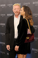 www.acepixs.com<br /> <br /> October 12 2017, Munich<br /> <br /> Boris Becker and his wife Lilly Becker arriving at the grand opening of Roomers &amp; IZAKAYA on October 12, 2017 in Munich, Germany. <br /> <br /> By Line: Famous/ACE Pictures<br /> <br /> <br /> ACE Pictures Inc<br /> Tel: 6467670430<br /> Email: info@acepixs.com<br /> www.acepixs.com