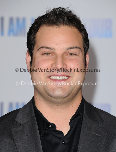 Max Adler attends the Dreamworks' World Premiere of I Am Number Four held at The Village Theater in Westwood, California on February 09,2011                                                                               © 2010 DVS / Hollywood Press Agency