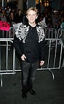 "HOLLYWOOD, CA. - February 24: Actor Jason Dolley arrives at the Los Angeles premiere of ""Jonas Brothers: The 3D Concert Experience"" at the El Capitan Theatre on February 24, 2009 in Los Angeles, California."