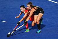 Shilo Gloyn. Pro League Hockey, Vantage Blacksticks Women v China. Nga Puna Wai Hockey Stadium, Christchurch, New Zealand. Sunday 17th February 2019. Photo: Simon Watts/Hockey NZ