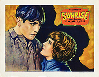 Sunrise (1927) <br /> (Sunrise: A Song of Two Humans)<br /> Lobby card<br /> *Filmstill - Editorial Use Only*<br /> CAP/MFS<br /> Image supplied by Capital Pictures