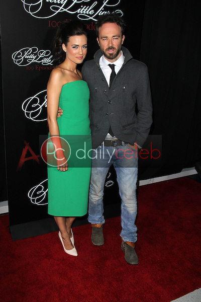 Torrey DeVitto<br />