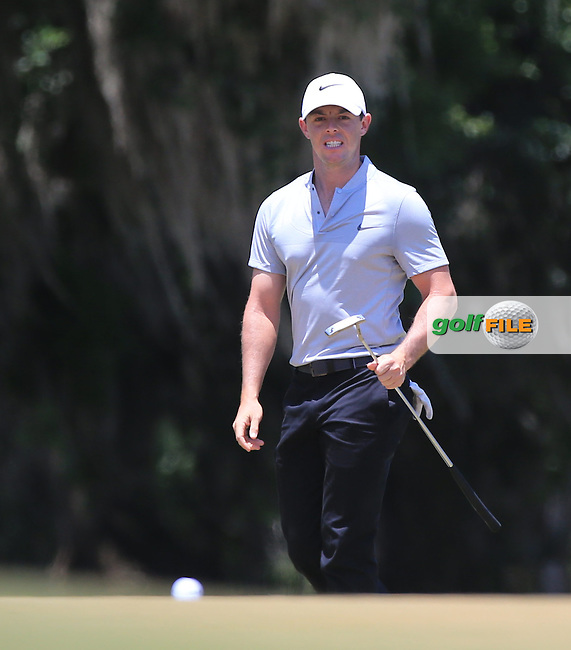Rory McIlroy  (NIR)  during the Third Round of The Players, TPC Sawgrass, Ponte Vedra Beach, Jacksonville.   Florida, USA. 14/05/2016.<br /> Picture: Golffile | Mark Davison<br /> <br /> <br /> All photo usage must carry mandatory copyright credit (&copy; Golffile | Mark Davison)