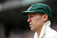 26th December 2019; Melbourne Cricket Ground, Melbourne, Victoria, Australia; International Test Cricket, Australia versus New Zealand, Test 2, Day 1; Peter Siddle of Australia takes  the field - Editorial Use