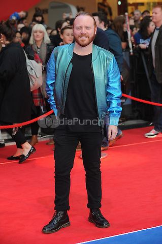 LONDON, ENGLAND - APRIL 26: Leigh Francis attends the European premiere of Captain America: Civil War at Westfield Shopping Centre on April 26, 2016 in London, England.<br /> CAP/BEL<br /> &copy;BEL/Capital Pictures /MediaPunch ***NORTH AMERICAN AND SOUTH AMERICAN SALES ONLY***