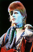 1974: DAVID BOWIE - Diamond Dogs Tour USA