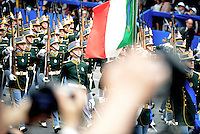 Roma, 2 Giugno 2016<br /> Celebrazioni e parata militare per il 70°anniversario della Repubblica italiana.<br /> Rome, June 2, 2016<br /> Celebration and military parade for the 70th anniversary of the Italian Republic