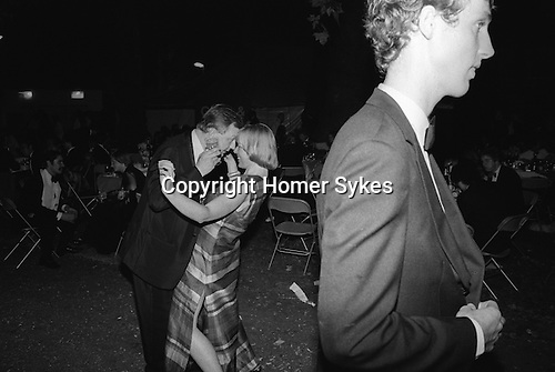 Berkley Square Ball. London England. 1981