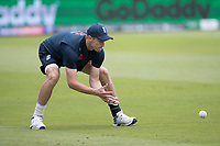 Chris Woakes (England) during a Training Session at Edgbaston Stadium on 10th July 2019