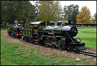 BNPS.co.uk (01202 558833)<br /> Pic:  BraybrookCollection/BNPS<br /> <br /> The Lord Braybrooke.<br /> <br /> A late aristocrat's prized collection of model trains has sold for £244,000.<br /> <br /> Lord Braybrooke set up a miniature garden railway 55 years ago in the grounds of his stately home at Audley End House in Saffron Walden, Essex.<br /> <br /> He died in 2017 and his family parted with nine of his locomotives to raise funds to improve the railway's facilities so it can keep running for future generations.