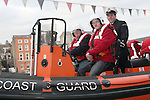 Conor O'Dowd and Ronan Healy in the Coastguard boat at Scotch Hall...Photo NEWSFILE/Jenny Matthews.(Photo credit should read Jenny Matthews/NEWSFILE)....This Picture has been sent you under the condtions enclosed by:.Newsfile Ltd..The Studio,.Millmount Abbey,.Drogheda,.Co Meath..Ireland..Tel: +353(0)41-9871240.Fax: +353(0)41-9871260.GSM: +353(0)86-2500958.email: pictures@newsfile.ie.www.newsfile.ie.FTP: 193.120.102.198.