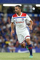Jeremy Morel of Lyon during Chelsea vs Lyon, International Champions Cup Football at Stamford Bridge on 7th August 2018