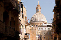 Basilica of Our Lady of Mount Carmel, Valletta, Malta