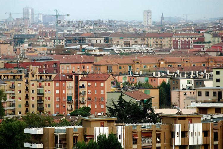 Italia, Milano..Panoramica..Scenic view..© Andrea Pagliarulo