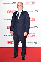 Paul Chahidi at the premiere of &quot;The Death of Stalin&quot; at the Curzon Chelsea, London, UK. <br /> 17 October  2017<br /> Picture: Steve Vas/Featureflash/SilverHub 0208 004 5359 sales@silverhubmedia.com