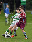 Drogheda Schoolboy league U-12 Alan Bowden Midlands Schoolboy League Josh Flynn . Photo:Colin Bell/pressphotos.ie