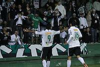 CURITIBA, PR, 23 DE MAIO DE 2012 – CORITIBA X VITÓRIA – Everton Costa (9) comemora o quarto gol do Coritiba contra o Vitória durante partida válida pelas quartas de finais da Copa do Brasil. O jogo aconteceu na noite de quarta-feira (23), no Couto Pereira. (FOTO: ROBERTO DZIURA JR./ BRAZIL PHOTO PRESS)