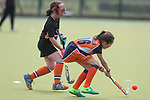 Welsh Youth Hockey Cup Final U11 Girls<br /> Dysynni v Gwent<br /> Swansea University<br /> 06.05.17<br /> ©Steve Pope - Sportingwales
