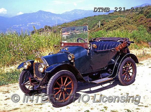 Gerhard, MASCULIN, MÄNNLICH, MASCULINO, antique cars, oldtimers, photos+++++,DTMB221-213,#m#, EVERYDAY