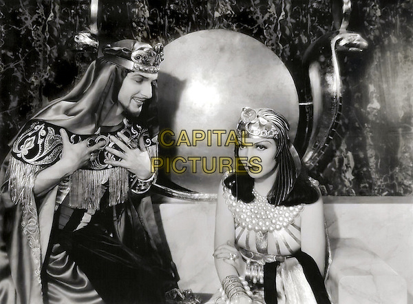 CLAUDETTE COLBERT.in Cleopatra (1934).*Filmstill - Editorial Use Only*.CAP/PLF.Supplied by Capital Pictures.