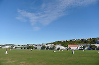 NZCT Cup Girls Wellington Tournament at Miramar Park, Miramar, Wellington, New Zealand on Thursday 21 March 2013.<br /> Photo by Masanori Udagawa. <br /> www.photowellington.Photoshelter.com.