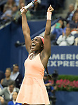 Sloane Stephens defeats Venus Williams in the quarters