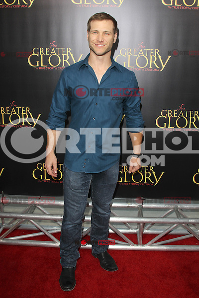 Jake Pavelka at the film premiere of 'For Greater Glory' at AMPAS Samuel Goldwyn Theater on May 31, 2012 in Beverly Hills, California. ©mpi26/ MediaPunch Inc.