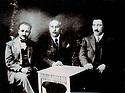 Syria 1920?  .<br /> Three brothers, Kamuran, Suraya and Geladet Bedir Khan.<br /> Syrie 1920?.<br /> Trois freres, Kamuran,Suraya et Geladet Bedir Khan