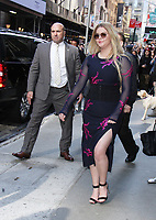 NEW YORK, NY April .18, 2017 Sasha Pieterse at Good Morning America  to  talk about final season of Pretty Little Liars in New York April 18,  2017. <br /> CAP/MPI/RW<br /> &copy;RW/MPI/Capital Pictures