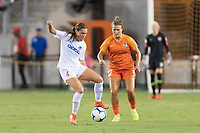 Houston, TX - Wednesday September 25, 2019: NWSL regular season match between the Houston Dash and the Washington Spirit at BBVA Stadium.